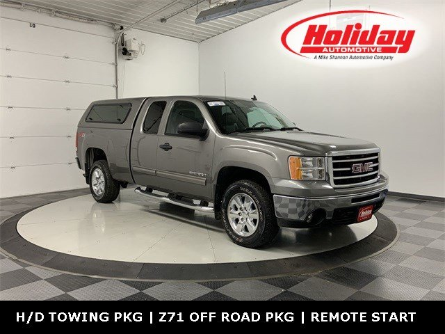 2013 Sierra 1500 4x4, Pickup #19G627A - photo 1