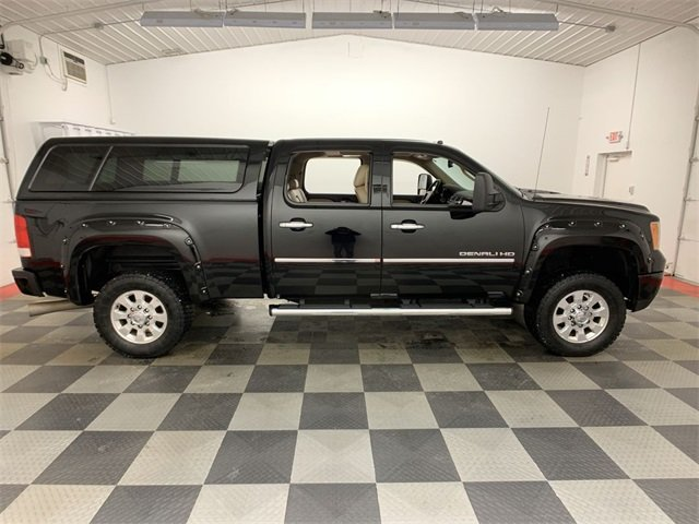2011 Sierra 2500 Crew Cab 4x4,  Pickup #19G92C - photo 1
