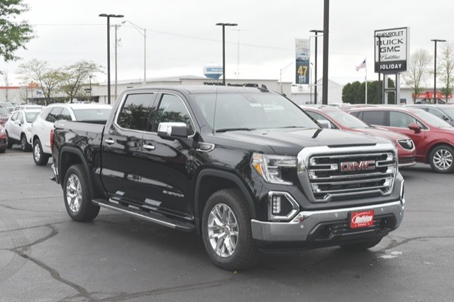 2019 Sierra 1500 Crew Cab 4x4,  Pickup #19G96 - photo 5