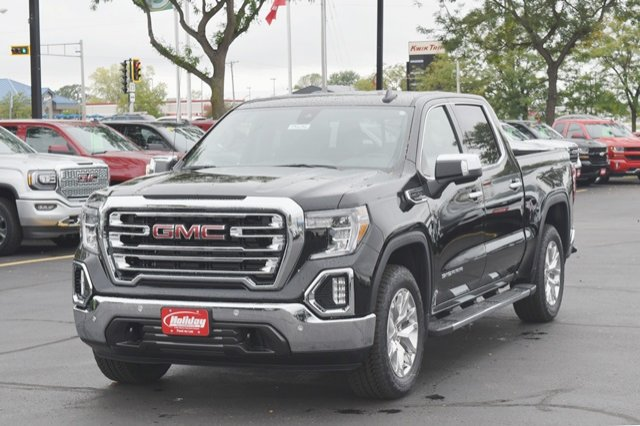 2019 Sierra 1500 Crew Cab 4x4,  Pickup #19G96 - photo 7