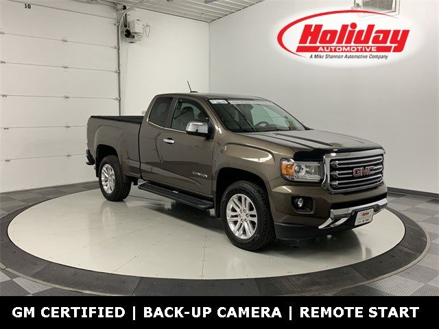 2015 Canyon Extended Cab 4x2, Pickup #20C300A - photo 1