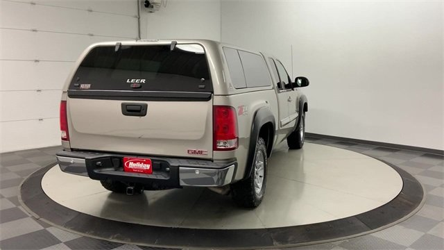 2009 Sierra 2500 Extended Cab 4x4, Pickup #20F259A - photo 1