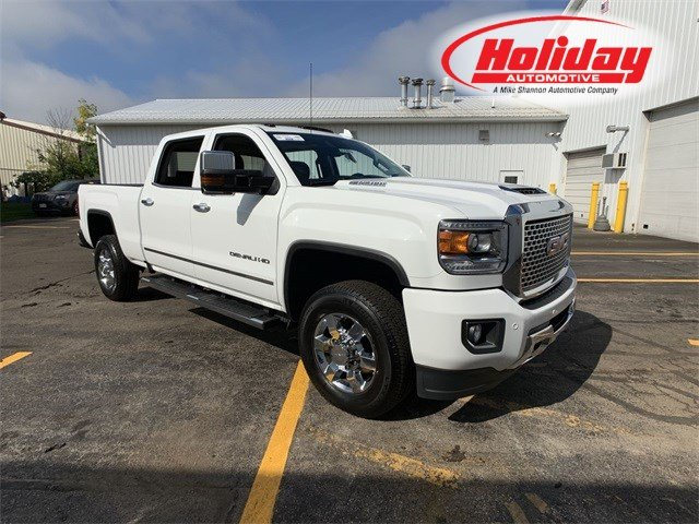 2017 Sierra 3500 Crew Cab 4x4,  Pickup #20G433A - photo 1