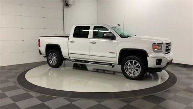 2014 Sierra 1500 Crew Cab 4x4, Pickup #20G433B - photo 36