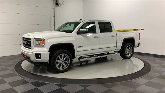 2014 Sierra 1500 Crew Cab 4x4, Pickup #20G433B - photo 4