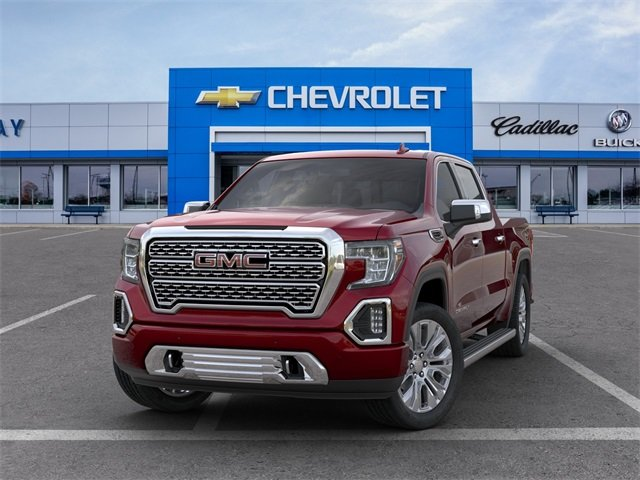 2020 Sierra 1500 Crew Cab 4x4, Pickup #20G606 - photo 6