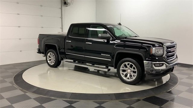 2018 Sierra 1500 Crew Cab 4x4, Pickup #20G666A - photo 33