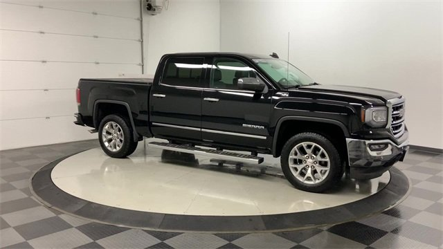 2018 Sierra 1500 Crew Cab 4x4, Pickup #20G666A - photo 38