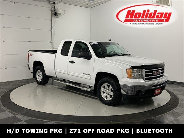 2012 Sierra 1500 Extended Cab 4x4, Pickup #20G671B - photo 1