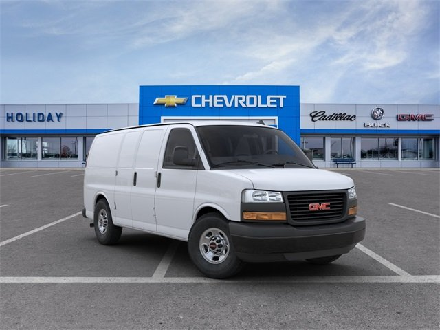 2020 GMC Savana 2500 RWD, Empty Cargo Van #20G685 - photo 1