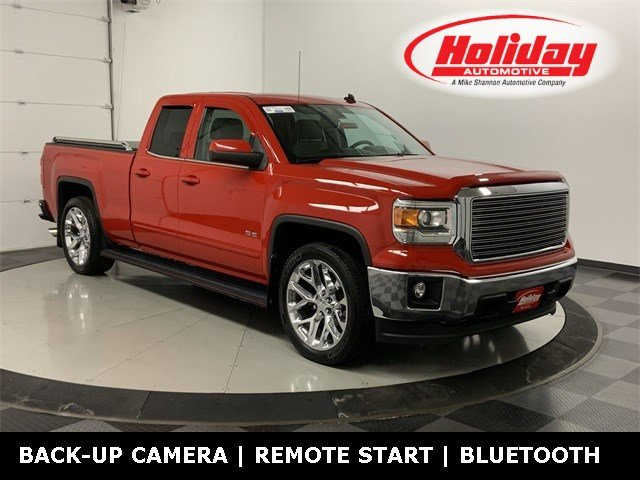 2014 Sierra 1500 Double Cab 4x2, Pickup #20G713A - photo 1