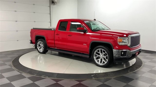 2014 Sierra 1500 Double Cab 4x2, Pickup #20G713A - photo 30