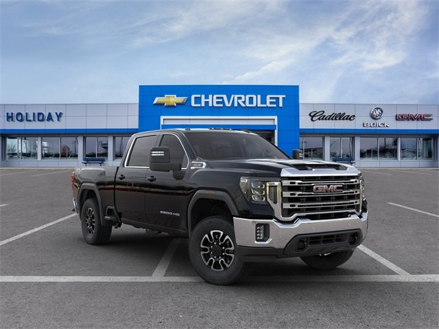 2020 Sierra 2500 Crew Cab 4x4, Pickup #20G749 - photo 8