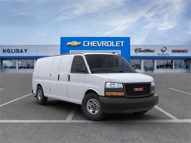 2020 Savana 3500 4x2, Empty Cargo Van #20G808 - photo 1