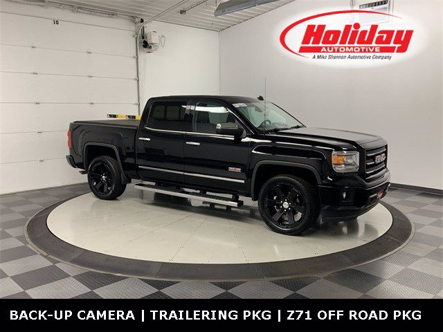 2014 GMC Sierra 1500 Crew Cab 4x4, Pickup #20G882A - photo 1