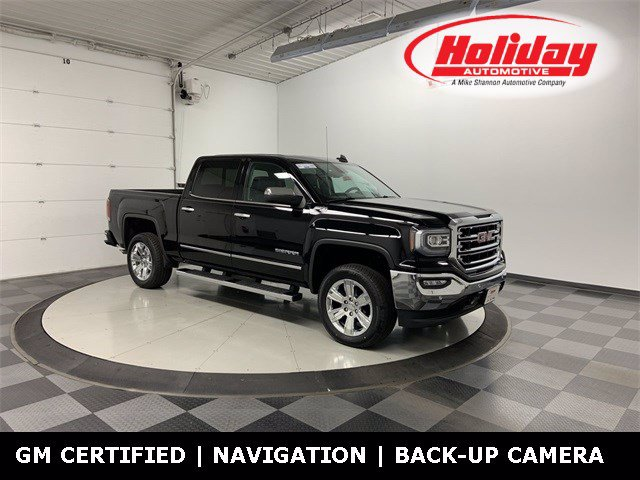 2018 GMC Sierra 1500 Crew Cab 4x4, Pickup #20G937A - photo 1
