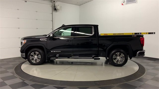 2019 GMC Sierra 1500 Crew Cab 4x4, Pickup #20G955A - photo 35