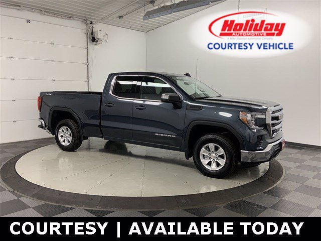 2020 GMC Sierra 1500 Double Cab 4x4, Pickup #20G961 - photo 1