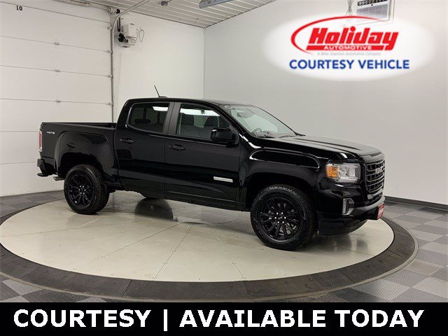 2021 GMC Canyon Crew Cab 4x4, Pickup #21G454 - photo 1