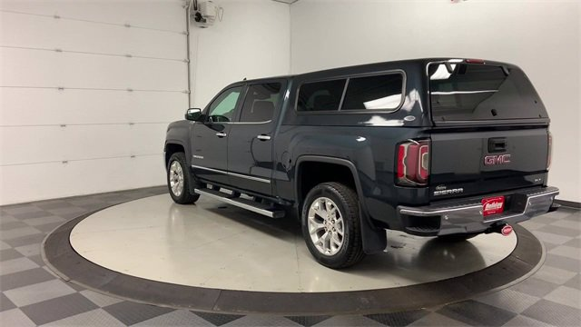 2017 GMC Sierra 1500 Crew Cab 4x4, Pickup #21G485A - photo 3