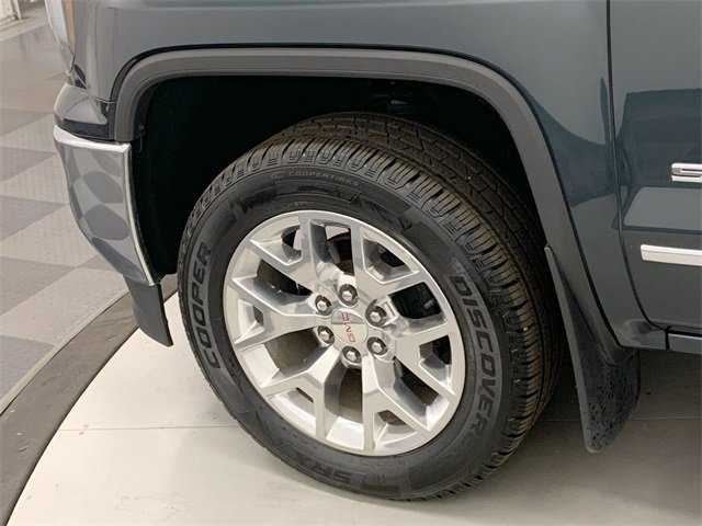 2017 GMC Sierra 1500 Crew Cab 4x4, Pickup #21G485A - photo 36