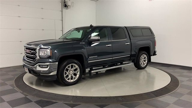 2017 GMC Sierra 1500 Crew Cab 4x4, Pickup #21G485A - photo 39