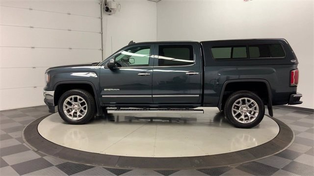2017 GMC Sierra 1500 Crew Cab 4x4, Pickup #21G485A - photo 40