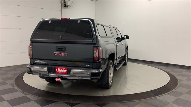 2017 GMC Sierra 1500 Crew Cab 4x4, Pickup #21G485A - photo 41