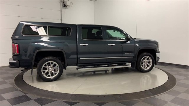 2017 GMC Sierra 1500 Crew Cab 4x4, Pickup #21G485A - photo 2