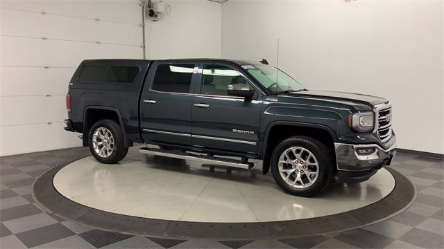 2017 GMC Sierra 1500 Crew Cab 4x4, Pickup #21G485A - photo 42