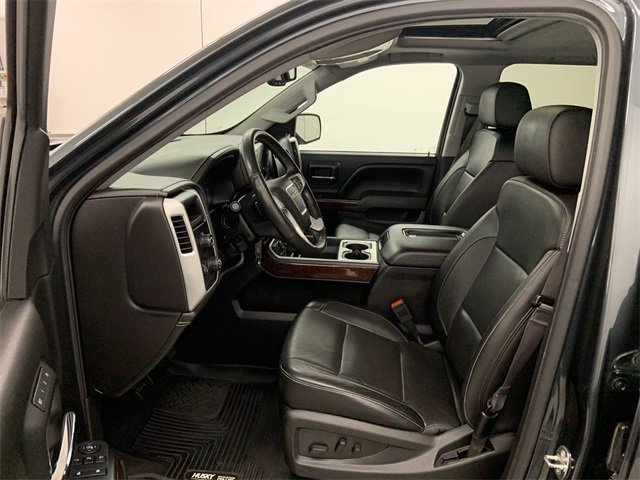 2017 GMC Sierra 1500 Crew Cab 4x4, Pickup #21G485A - photo 4