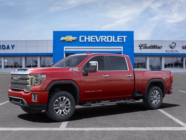 2021 GMC Sierra 2500 Crew Cab 4x4, Pickup #21G517 - photo 4