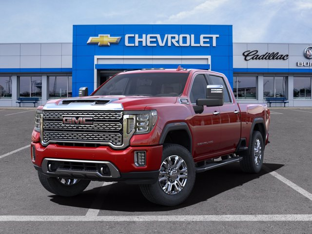 2021 GMC Sierra 2500 Crew Cab 4x4, Pickup #21G517 - photo 3