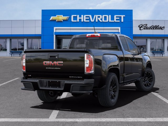 2021 GMC Canyon Extended Cab 4x4, Pickup #21G632 - photo 2