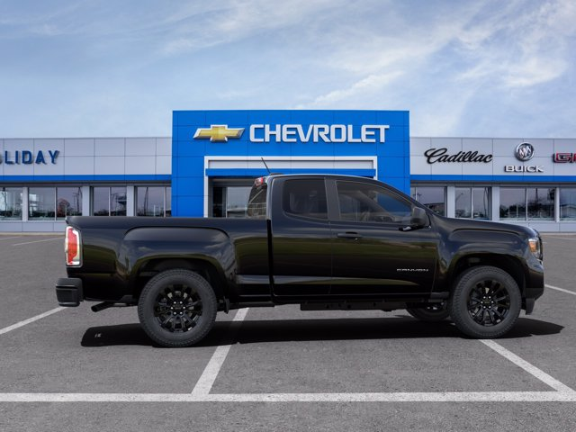2021 GMC Canyon Extended Cab 4x4, Pickup #21G632 - photo 9