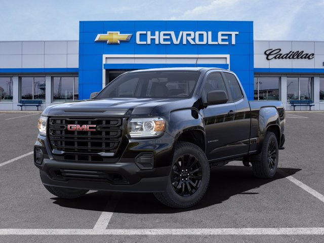 2021 GMC Canyon Extended Cab 4x4, Pickup #21G632 - photo 3