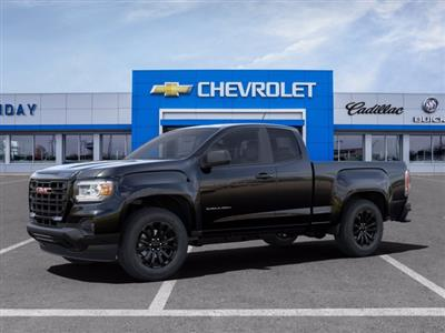 2021 GMC Canyon Extended Cab 4x4, Pickup #21G632 - photo 4