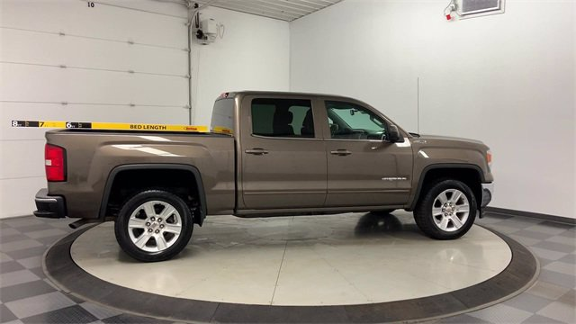 2014 GMC Sierra 1500 Crew Cab 4x4, Pickup #21G638A - photo 1