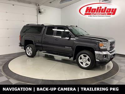 2015 GMC Sierra 2500 Double Cab 4x4, Pickup #21G779A - photo 1