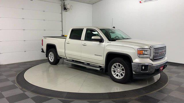 2014 GMC Sierra 1500 Crew Cab 4x4, Pickup #21G805B - photo 32