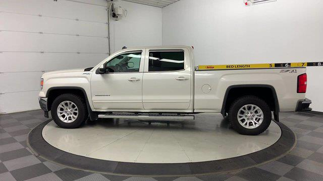 2014 GMC Sierra 1500 Crew Cab 4x4, Pickup #21G805B - photo 35