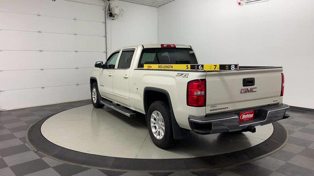 2014 GMC Sierra 1500 Crew Cab 4x4, Pickup #21G805B - photo 3