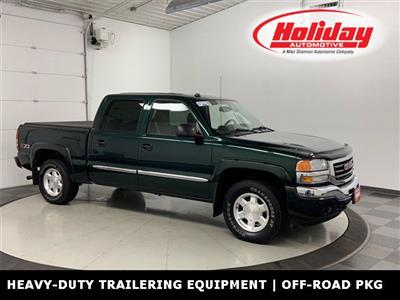 2005 GMC Sierra 1500 Crew Cab 4x4, Pickup #21M32B - photo 1
