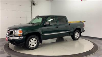 2005 GMC Sierra 1500 Crew Cab 4x4, Pickup #21M32B - photo 28