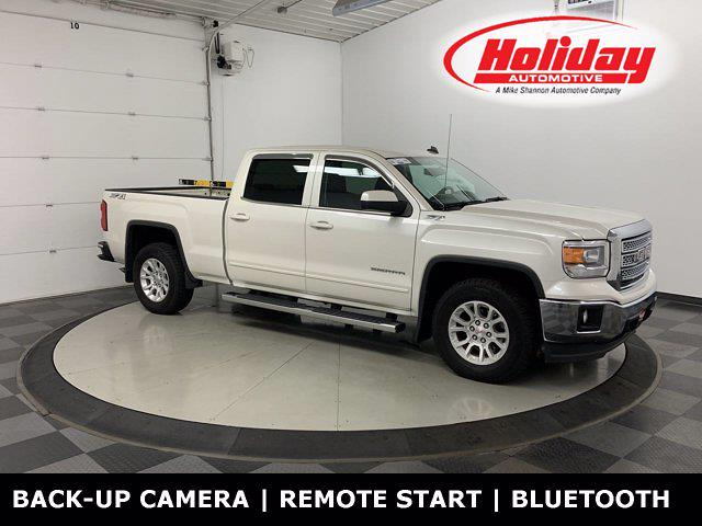 2014 GMC Sierra 1500 Crew Cab 4x4, Pickup #21G805B - photo 1