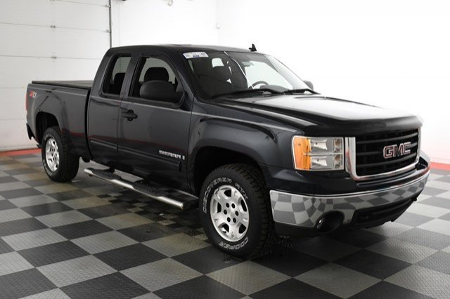 2008 Sierra 1500 Extended Cab 4x4, Pickup #A4370 - photo 5