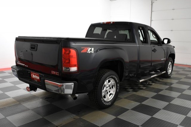 2008 Sierra 1500 Extended Cab 4x4, Pickup #A4370 - photo 6