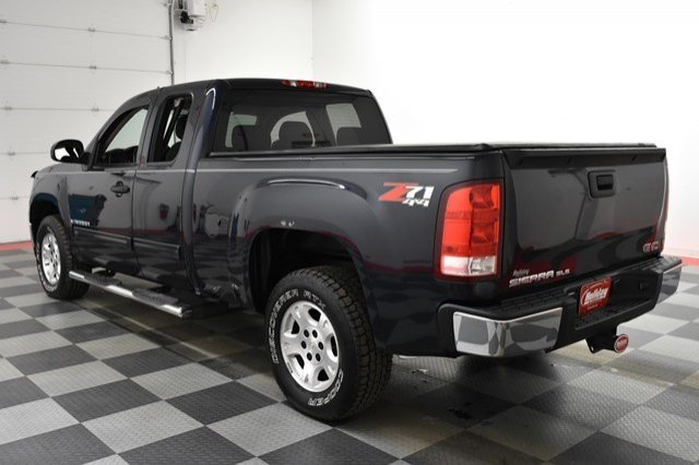2008 Sierra 1500 Extended Cab 4x4, Pickup #A4370 - photo 2