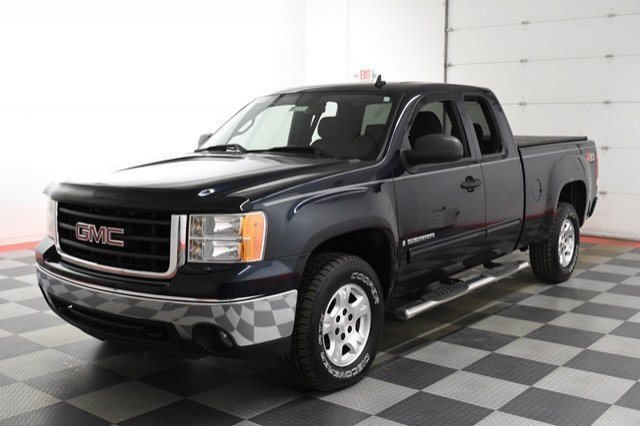 2008 Sierra 1500 Extended Cab 4x4, Pickup #A4370 - photo 3