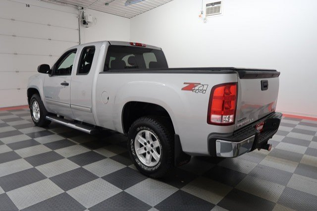 2010 Sierra 1500 Extended Cab 4x4 Pickup #A5245A - photo 2